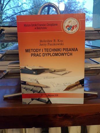 Metody i techniki pisania prac dyplomowych