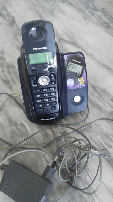 Продам радиотелефон Panasonik