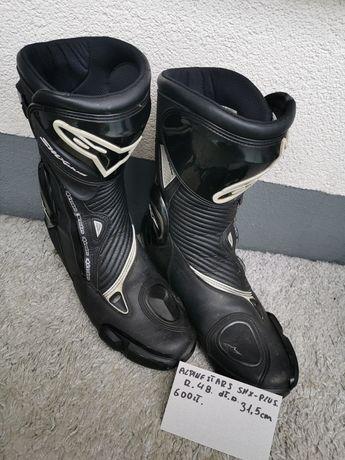 Buty motocyklowe alpinestars smx plus r. 48