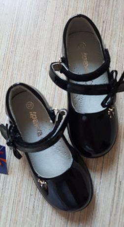 apawwa- sliczne balerinki swieta- 28 nowe czarne