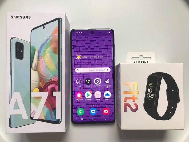 Samsung Galaxy A71 + opaska Samsung Galaxy Fit2