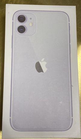 Коробка айфон 11. 128ГБ