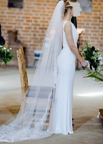Klasyczna suknia ślubna rybka/syrenka |Afrodyta