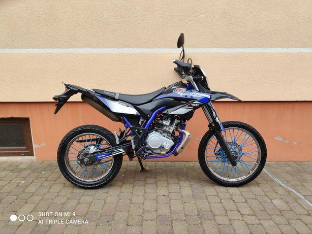 Yamaha wr125r wr 125 r Niemcy ładna niski przebieg