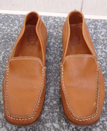 Туфли женские, итальянские р.38 (24.5 см)