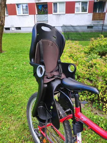 Fotelik rowerowy tylny BQ-8