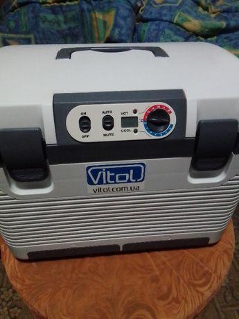 """Продам холодильник фирмы """" ВИТОЛ"""" на 18 литров"""