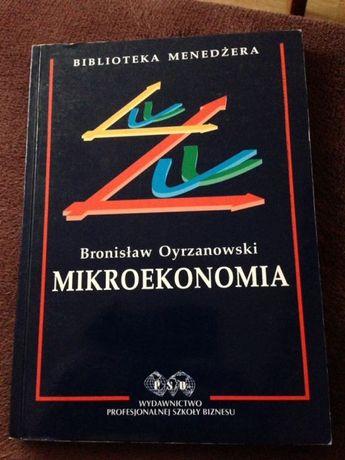 Mikroekonomia Bronisław Oyrzanowski