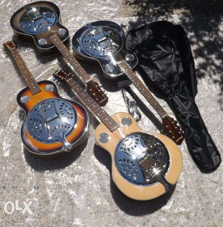 Guitarras resonator