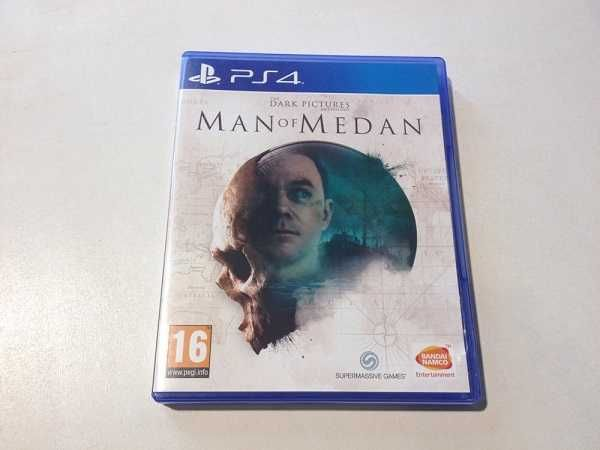 Man Of Medan PS4 Sklep Irydium