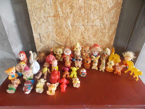 игрушки ссср разнообразные