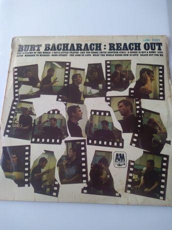Disco vinil LP de Burt Bacharach : Reach Out