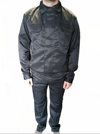 Форма охранника, продажа черных футболок