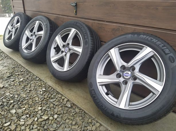 Alufelgi 16 Volvo ,Ford Jaguar 5x108 v50 v40 s60 Xc60 C30 S80