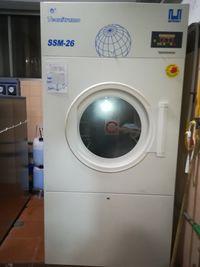Lares e Residências Sénior SSM26 Máquina de secar roupa industrial