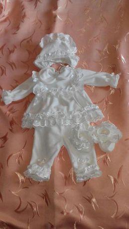 Шикарный костюм для маленькой принцессы