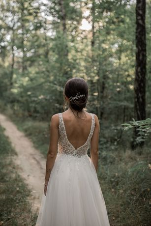 Suknia ślubna Patrycja Pardyka 34 2020r