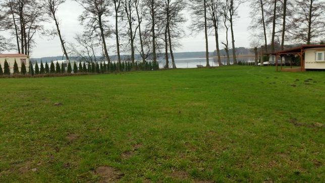 Działka nad jeziorem Lubie Gudowo