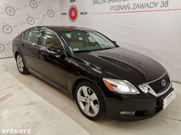 Lexus GS 300 Prestige, Salon Polska, Serwis ASO, Po Dużym Przeglądzie! FV Marża