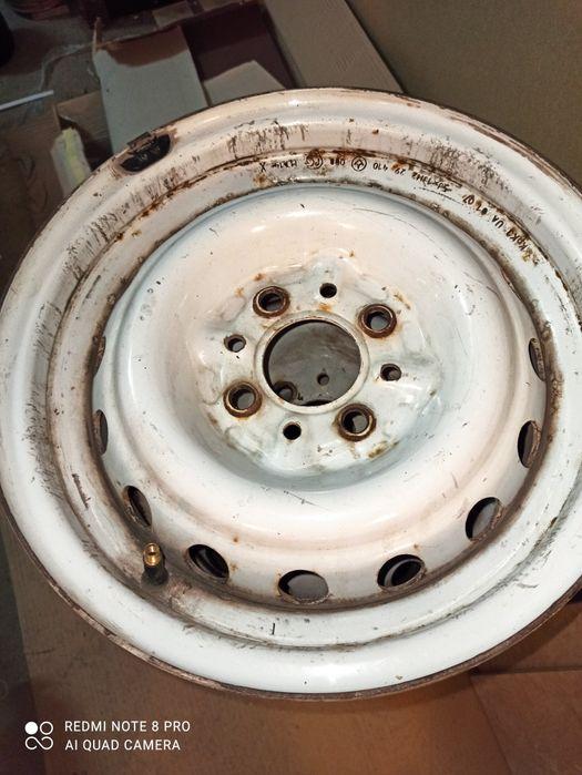Диски стальные R13, диск на машину,диски автомобильные,железные диски Днепр - изображение 1