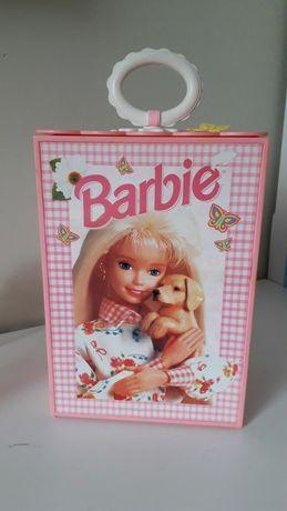 Barbie szafa na ubrania