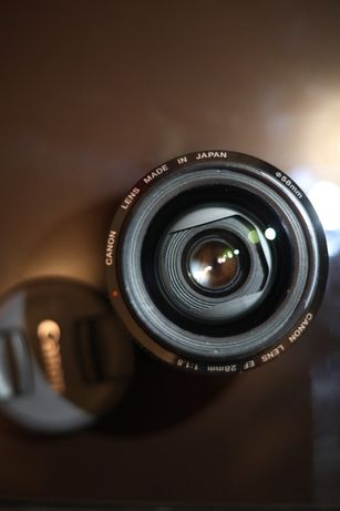 Объектив canon 28mm