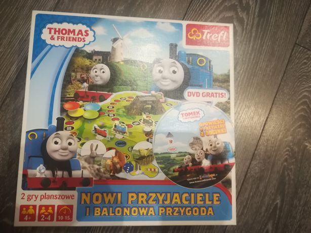 Gra dla dzieci Tomek i przyjaciele