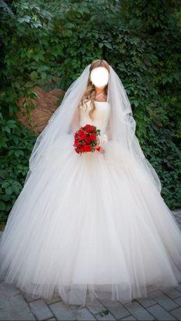 Свадебное эксклюзивное платье