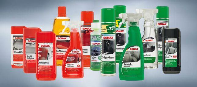 Sonax Produtos de limpeza Auto