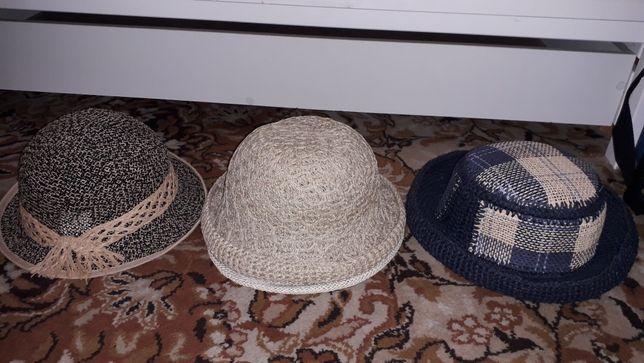 Damskie kapelusze