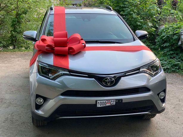 бант на авто подарочный
