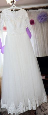 Шикарное свадебное платье Laura Style (продажа или аренда)