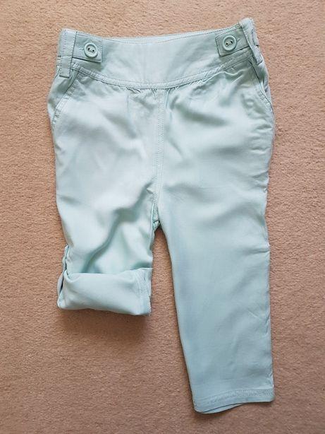 Dziewczęce spodnie Reserved Nowe