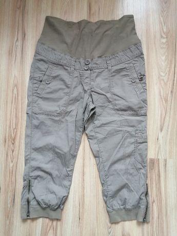Spodnie ciążowe 3/4 H&M Mama rozmiar 40