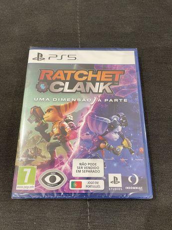 Jogo PS5 Ratchet Clank Novo