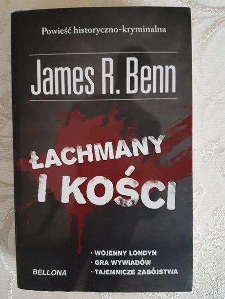 Łachmany i kości James R. Been
