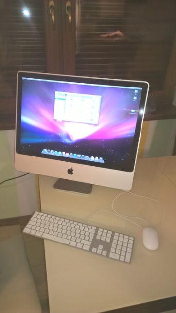 iMac 24 cale 2.8 Ghz 2 GB 340 GB idealny stan ! mysz pilot klawiatura