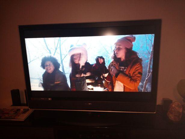 Tv Sony Bravia 46 excelente imagem,como nova,aceito retoma tv+ pequena