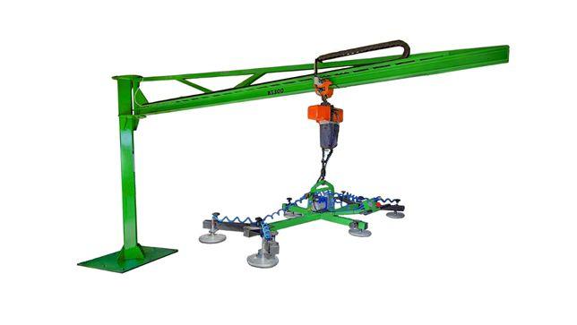 Podnośnik próżniowy do płyt meblowych Wood System DS250 - Ds System