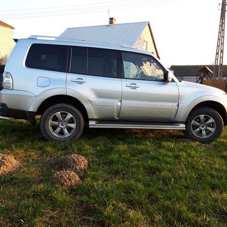 Sprzedam Mitsubishi Pajero 2008r Polski salon