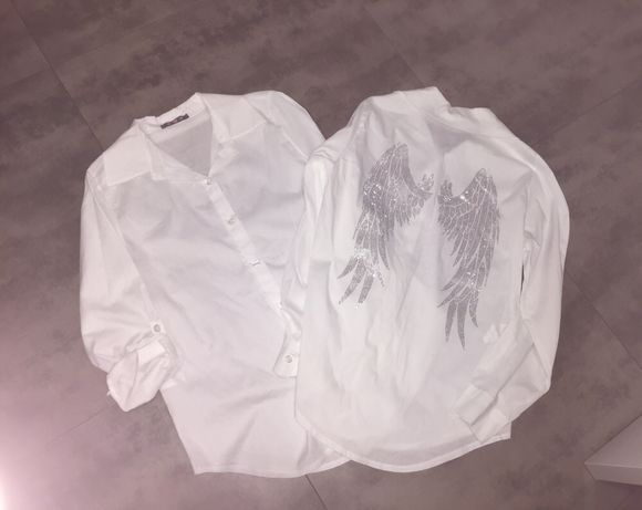 Koszula skrzydła. Rozmiar M. Nowa