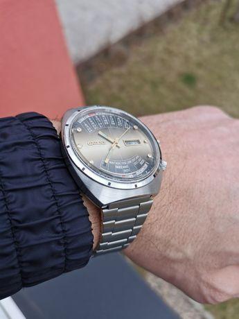 Zegarek Orient Cesarski Królewski Patelnia Multi Year Cyrkonie
