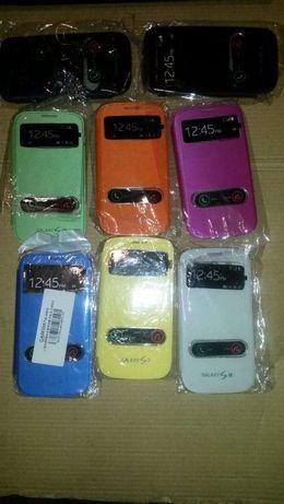 Продам новый чехол-книжку на телефон Samsung Galaxy S3 (S3DUOS,S3Neo)