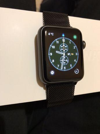 Apple watch 3- 42mm Gray ідеал!