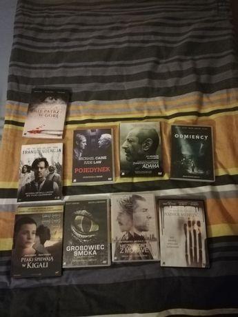 Filmy DVD całkiem nowe