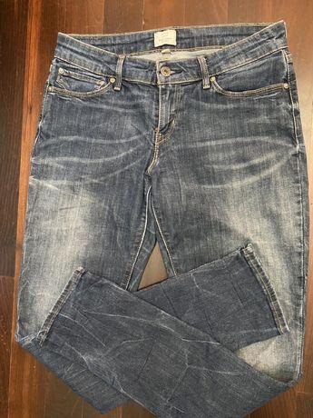 Jeansy LEVIS damskie spodnie dzinsowe M 38