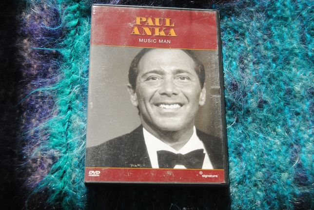 Paul Anka*Music Man/DVD