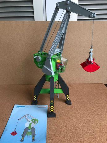 Playmobil Harbour Crane 4470 Grua