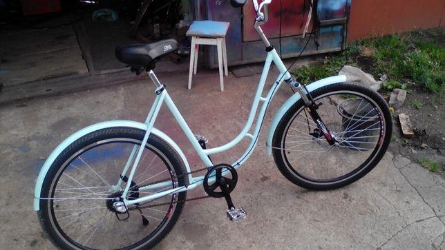 """продам велосипед дамский на планетарной втулке 26"""" 15000 рублей"""