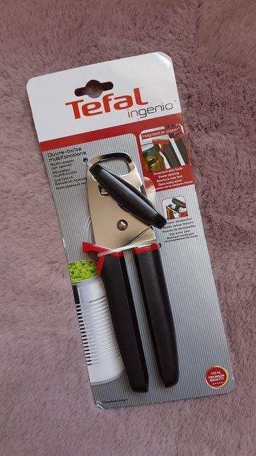 TEFAL Ingenio otwieracz do puszek,butelek, słoików NOWY